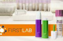 firstlab microtubos e lancetas